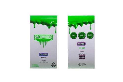 Packwoods OG kush